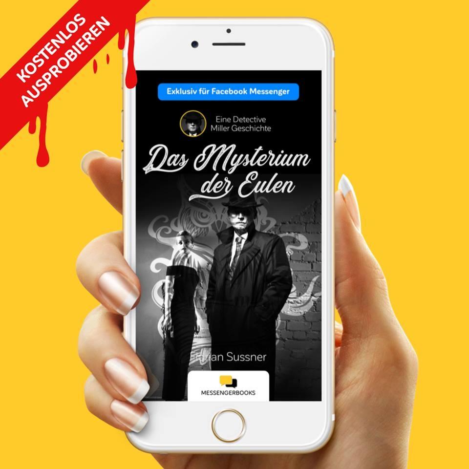 Messengerbooks Mysterium der Eulen