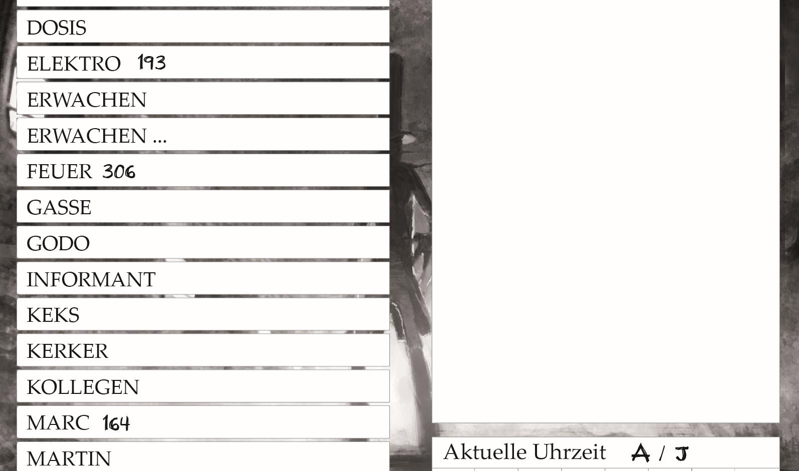 Downloads Seltsame Aufzeichnungen Escape-Buch Entkommen