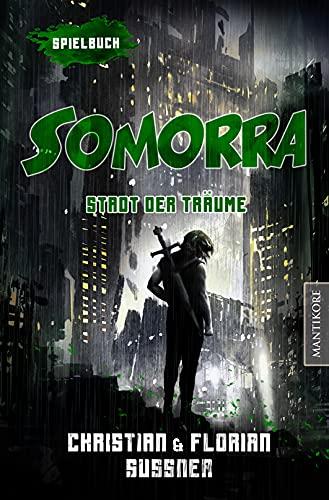 Somorra Stadt der Träume Cover